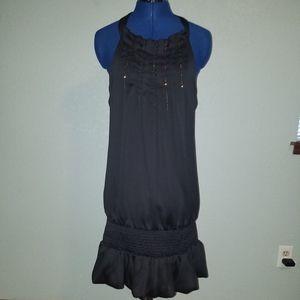 BCBG generation halter dress